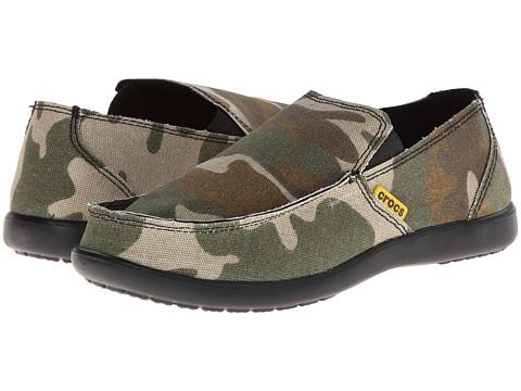 Pantofi Crocs - Santa Cruz Serape Loafer - Geen