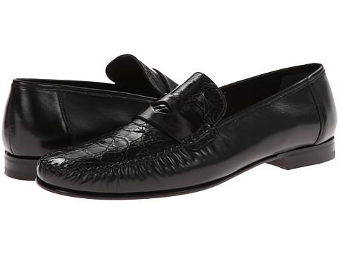 Pantofi Mezlan - Crowe - Black