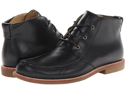 Pantofi UGG - Via Lungarno - Black Leather
