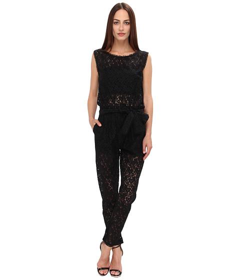 Pantaloni Moschino - Lace Jumpsuit - Black