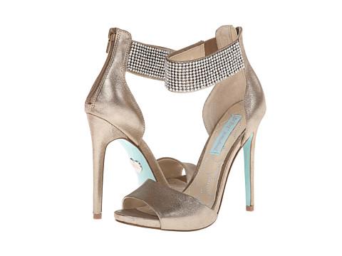 Pantofi Betsey Johnson - Unite - Silver Metallic