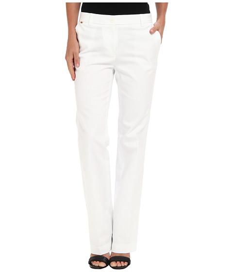 Pantaloni Jones New York - Bootleg Pant - White