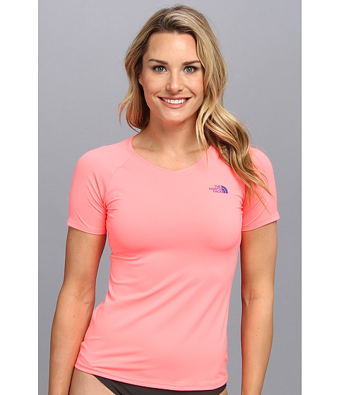 Bluze The North Face - Class V Graphic Shirt - Sugary Pink/Sugary Pink