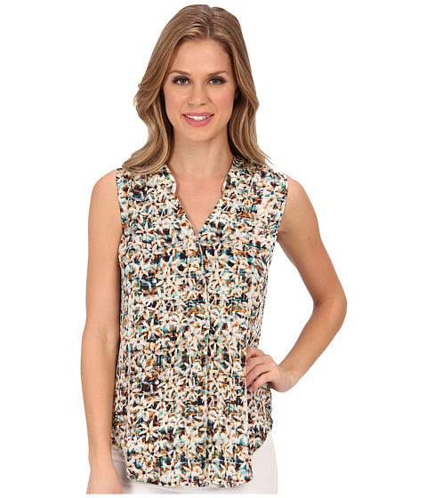 Bluze NIC+ZOE - Daisy Dreams Top - Multi