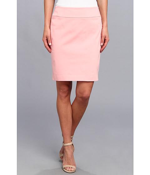 Fuste Christin Michaels - Darla Pencil Skirt - Blush