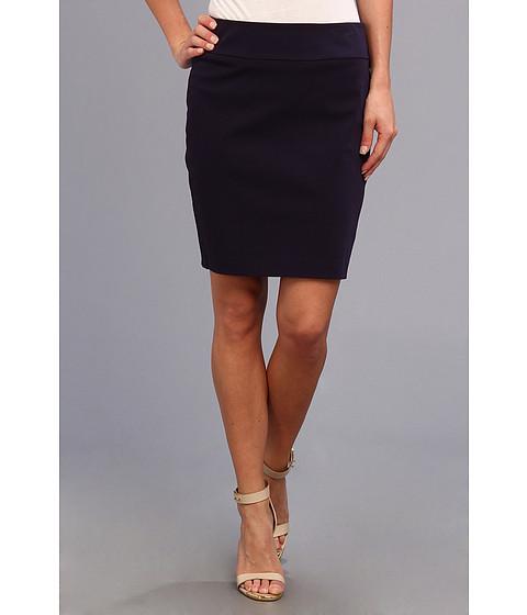 Fuste Christin Michaels - Darla Pencil Skirt - New Navy