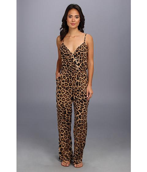 Pantaloni Brigitte Bailey - Minie Jumpsuit - Leopard