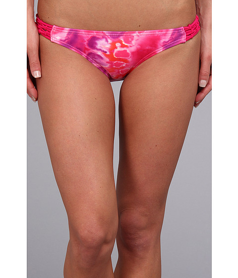 Costume de baie Reef - Retro Pant - Pink