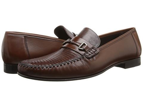Pantofi Mezlan - Jensen - Tan