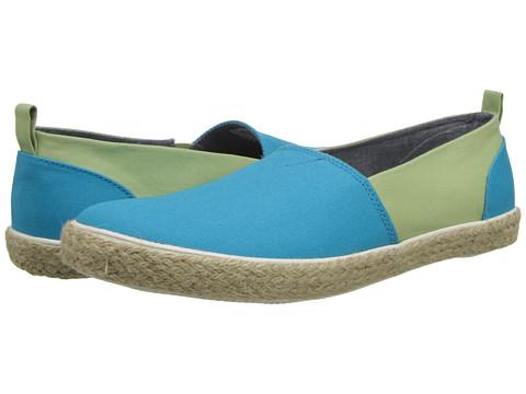 Adidasi Generic Surplus - Slip On - Ocean/Seafoam Canvas