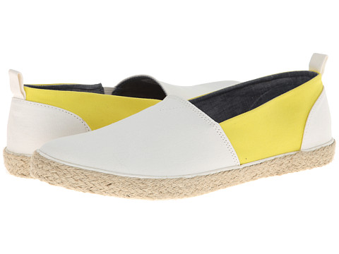 Adidasi Generic Surplus - Slip On - White/Maize Canvas