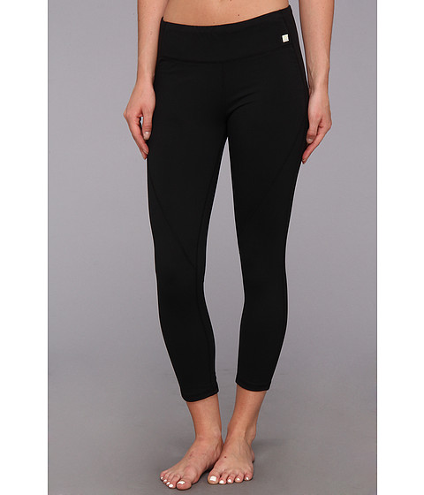 Pantaloni C&C California - Exceed Core Capri - Caviar