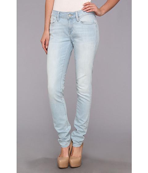 Blugi Mavi Jeans - Alexa Mid-Rise Skinny in Bleach Nolita - Bleach Nolita