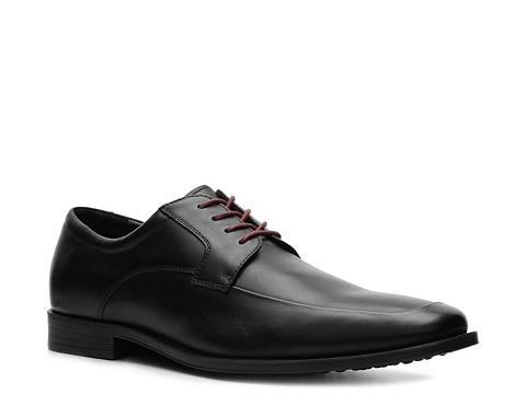 Pantofi Aston Grey - Harker Oxford - Black