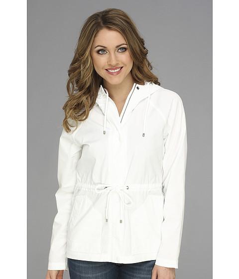 Bluze Tommy Bahama - Marlo Ripstop Hooded Jacket - White