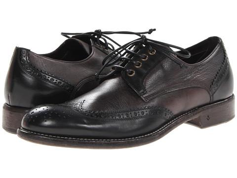 Pantofi John Varvatos - Dress Artisan Wingtp - Mineral Black