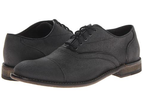 Pantofi John Varvatos - Sid Casual Oxford - Black