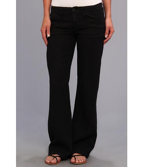 Pantaloni Sanctuary - Linen Breezeway - Black