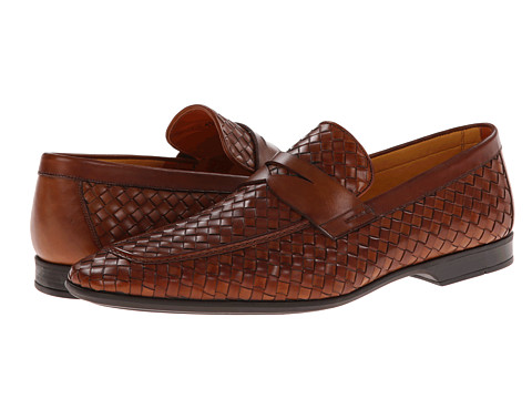 Pantofi Magnanni - Reo II - Cognac