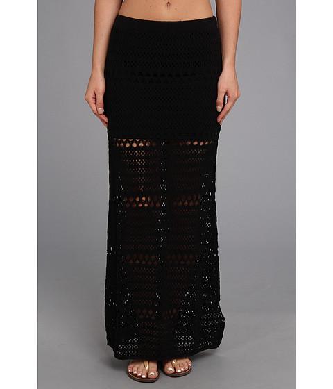 Fuste Roxy - Solimar Sun Maxi Skirt (Juniors) - True Black