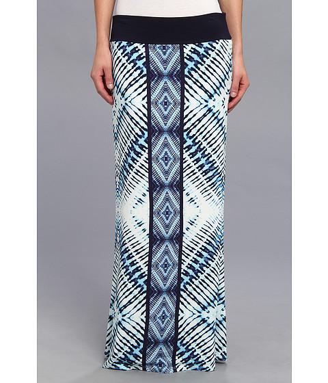 Fuste Karen Kane - Reflection Maxi Skirt - Blue