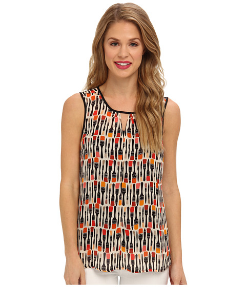 Bluze NIC+ZOE - Paint The Town Top - Multi