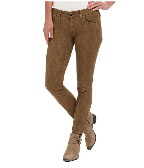 Pantaloni Free People - Jacquard Pant - Gold
