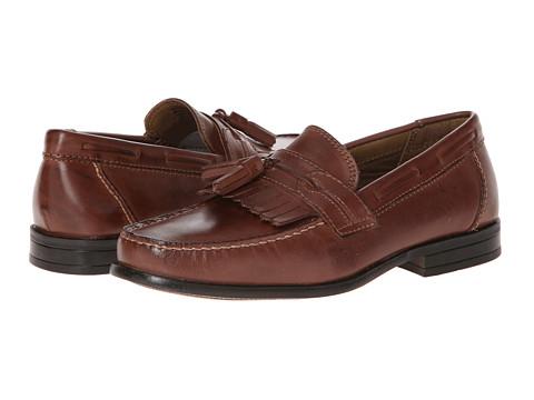 Pantofi Dockers - Asher - Tan Burnishable Full Grain