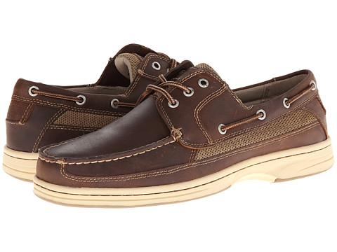 Pantofi Dockers - Sayles - Dark Brown Oily Crazyhorse