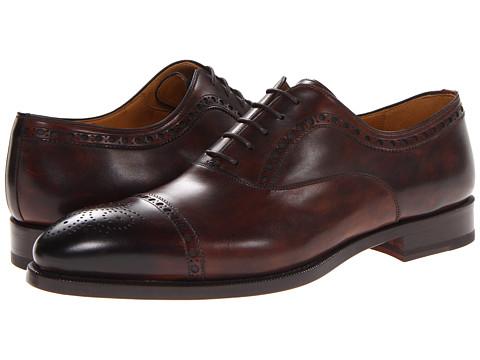 Pantofi Magnanni - Lucas - Catalux Marron