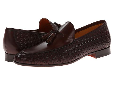 Pantofi Magnanni - Guadiana - Mid-Brown