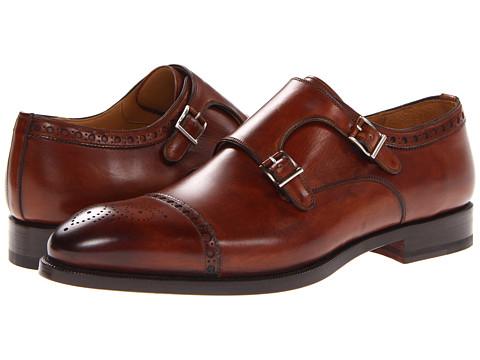 Pantofi Magnanni - Villar - Catalux Cognac