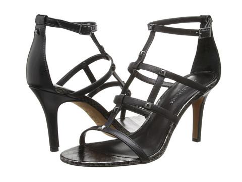 Pantofi Donald J Pliner - Thee - Black Baby Calf