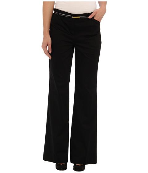 Pantaloni Jones New York - Zoe Pant w/ Angled Pockets - Black