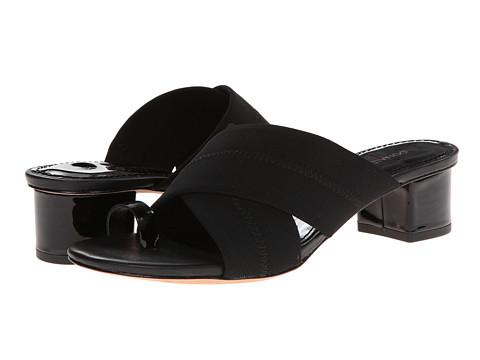 Pantofi Donald J Pliner - Mara - Black Pat/Stretch