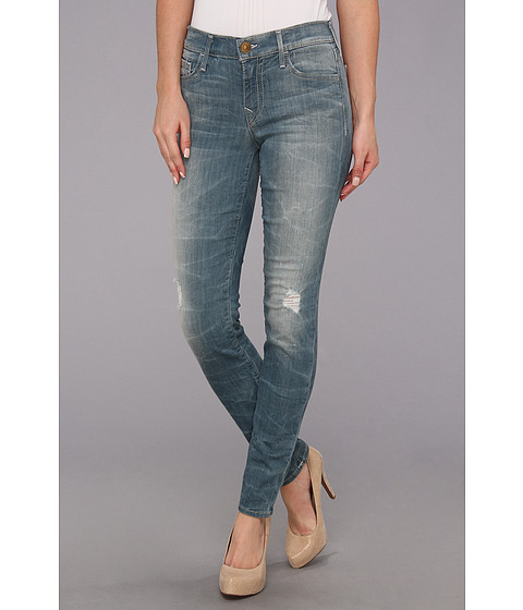 Blugi True Religion - Abbey Super Skinny in Mystic Water - Mystic Water