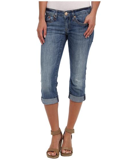 Blugi Mavi Jeans - Alma Ligth Summer Boho in Light Denim - Light Denim