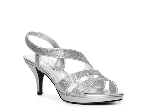 Sandale Lulu Townsend - Najela Sandal - Silver