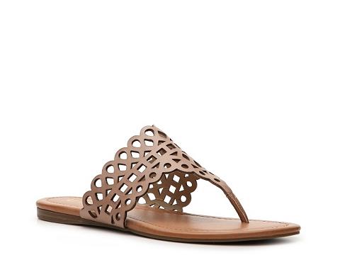 Sandale Unisa - Lunaa Flat Sandal - Beige