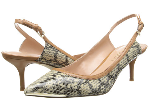 Pantofi Enzo Angiolini - Garrac 6 - Ivory/Dark Natural Snake