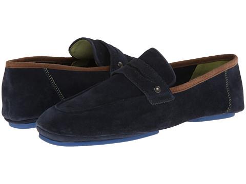 Pantofi Ted Baker - Smyyth - Dark Blue Suede