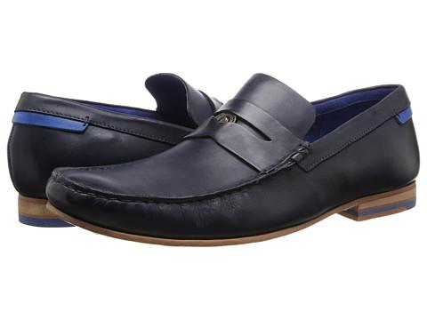 Pantofi Ted Baker - Vitric4 - Dark Blue Leather