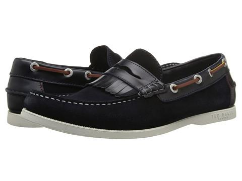 Pantofi Ted Baker - Waave - Dark Blue Suede