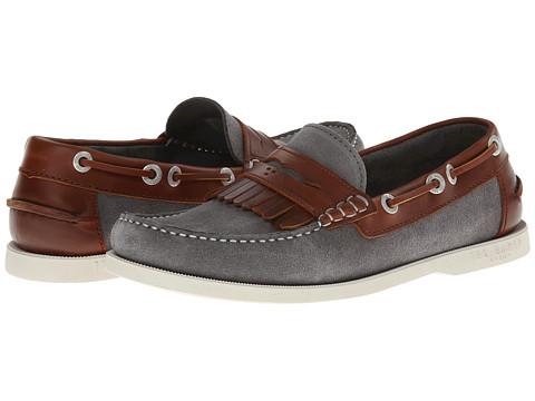 Pantofi Ted Baker - Waave - Grey/Brown/White