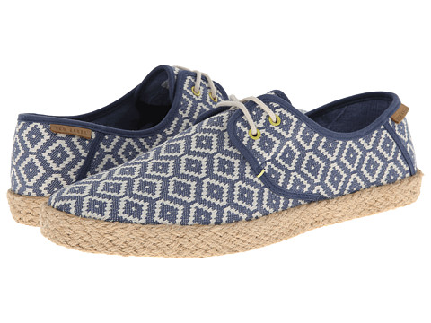 Pantofi Ted Baker - Drill3 - Light Blue Textile