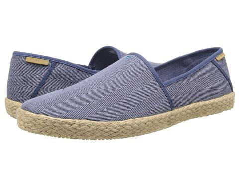 Pantofi Ted Baker - Esppaa3 - Dark Blue Textile