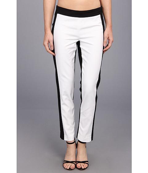 Pantaloni NIC+ZOE - Block Party Pant - Paper White