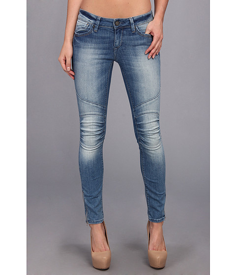 Blugi Mavi Jeans - Jesy Low-Rise Skinny Biker Ankle in Light Stretch - Light Stretch