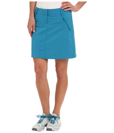 Pantaloni adidas - CLIMACOOLÃ'® Pocket Skort \ 14 - Teal/White