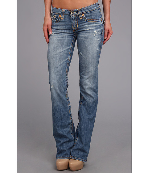 Blugi Big Star - Remy Low Rise Boot Cut Jean in 16 Year Epic - 16 Year Epic